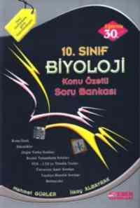 10.Sınıf Biyoloji Konu Özeti Soru Bankası