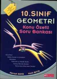 10. Sınıf Geometri Konu Özeti Soru Bankası