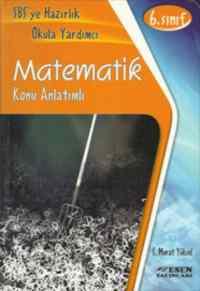 6 Sınıf Matematik Konu Anlatımlı SBS'ye Hazırlık