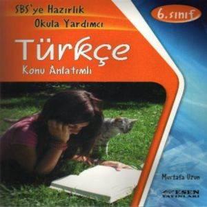 6.Sınıf Türkçe Konu Anlatımlı SBS'ye Hazırlık