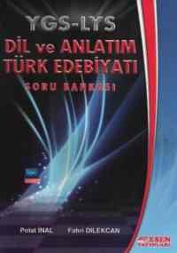 YGS - LYS Dil ve Anlatım Türk Edebiyatı Soru Bankası