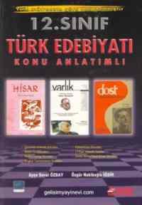 12.Sınıf Türk Edebiyatı Konu Anlatımlı