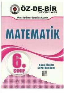 Özdebir 6 Matematik K.A.