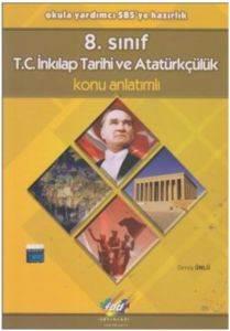 8. Sınıf T.C. İnkilap Tarihi ve Atatürkçülük
