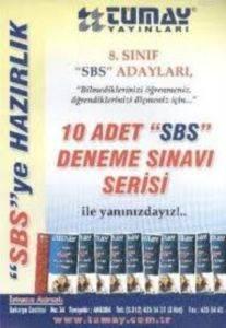 Sbs Deneme Sınavı Serisi 10 Adet