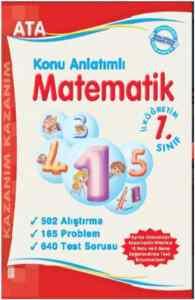 Sbs'ye Hazırlık Konu Anlatımlı Matematik 1.Sınıf