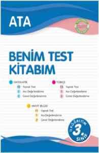Sbs'ye Hazırlık Benim Test Kitabım 3.Sınıf