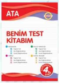 Sbs'ye Hazırlık Benim Test Kitabım 4.Sınıf