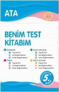 Sbs'ye Hazırlık Benim Test Kitabım 5.Sınıf