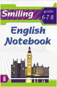 Smiling English Notebook 6-7-8