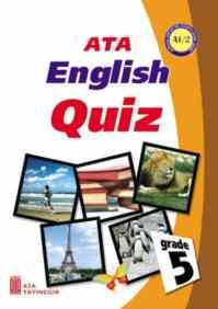 Ata English Quiz 5