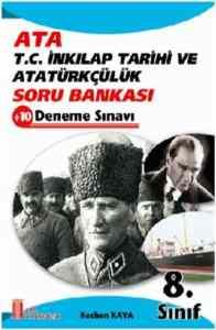 T.C.İnkılap Tarihi Ve Atatürkçülük Soru Bankası 8.Sınıf