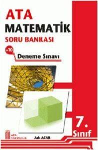 Matematik Soru Bankası 7.Sınıf