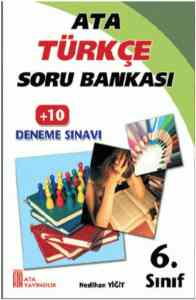 Türkçe Soru Bankası 6.Sınıf