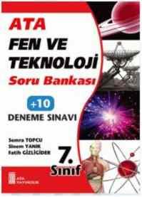 Fen Ve Teknoloji Soru Bankası 7.Sınıf