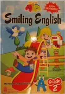 Smiling English 2 (Cd'li)