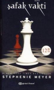 Alacakaranlık Serisi-4: Şafak Vakti (cep)