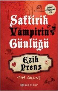 Saftirik Vampirin Günlüğü - Ezik Prens
