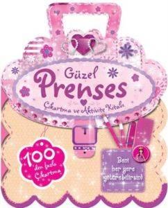 Güzel Prenses Çıkartma Ve Aktivite Kitabı