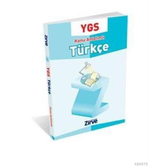 YGS Türkçe Konu Anlatımlı