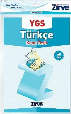 Ygs Türkçe Poşet Test