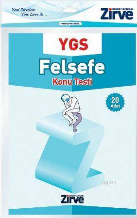 Ygs Felsefe Poşet Test