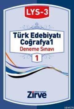 Lys-3 5 Fasikül Deneme (Türk Edebiyatı-Coğrafya-1)
