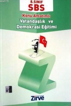 8. Sınıf Vatandaşlık Ve Demokrasi Eğitimi Tarihi Konu Anlatımlı