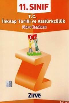 11. Sınıf T.C. İnkılap Tarihi ve Atatürkçülük Soru Bankası