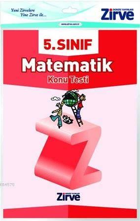 5.Sınıf Matematik Konu Testi