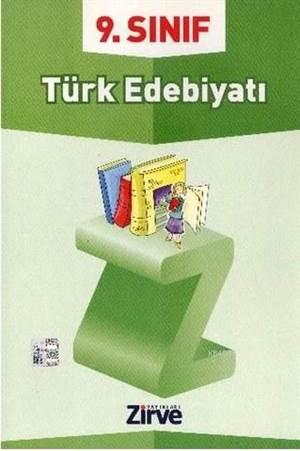 9. Sınıf Türk Edebiyatı Konu Anlatımlı