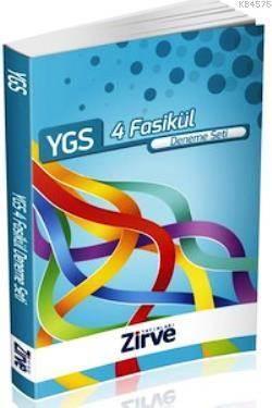 YGS 4 Fasikül Deneme Seti