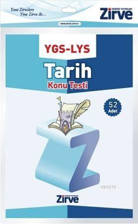 Ygs-Lys Tarih Poşet Test
