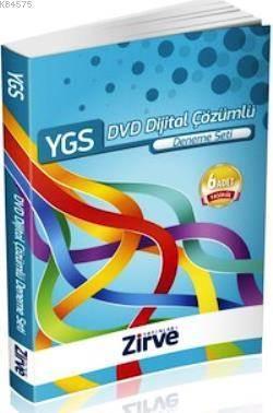 YGS DVD Çözümlü 6 Fasikül Deneme Seti