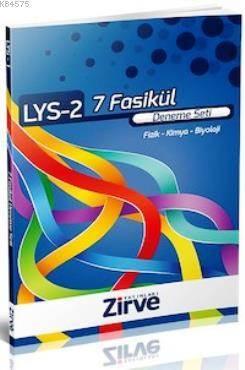 Lys-2 7 Fasikül Deneme (Fizik-Kimya-Biyoloji)
