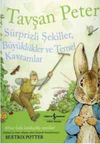 Tavşan Peter Sürprizli Şekiller, Büyüklükler ve Te