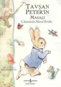Tavşan Peter'in Masalı-Çıkartmalı Masal Kitabı