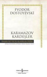 Karamazov Kardeşler (karton kapak)