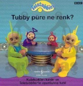 Teletubbies – Tubby Püre Ne Renk