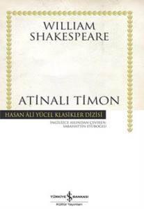 Atinalı Timon - Karton Kapak