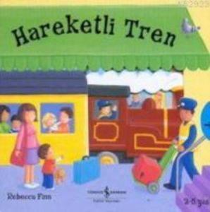 Hareketli Kitaplar Serisi - Hareketli Tren