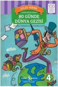 80 Günde Dünya Gezisi (karton kapak)
