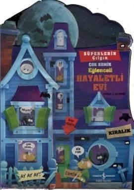 Süperlerin Çılgın Çok Komik Eğlenceli Hayaletli Evi