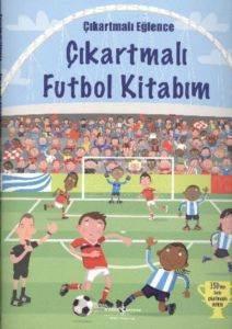 Çıkartmalı Futbol Kitabım
