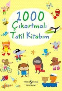 1000 Çıkartmalı Tatil Kitabım