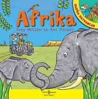 Harika Hayvanlar Afrika