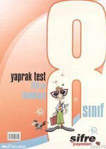 8. Sınıf Fen Ve Teknoloji Yaprak Test