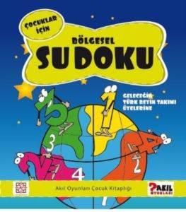 Çocuklar İçin Bölgesel Sudoku