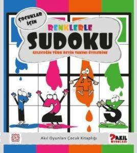 Çocuklar İçin Renklerle Sudoku