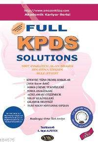 Kpds Full Solutions